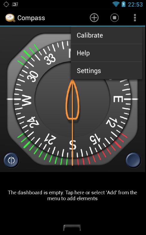 GPS essential_calibrate