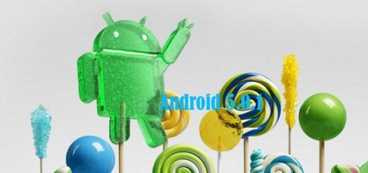 Логотип Андроид 5.0.1 Lollipop