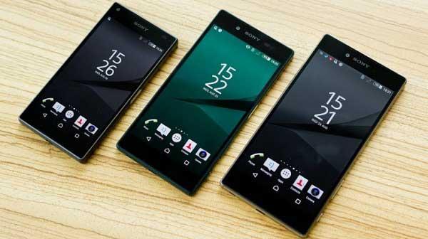 Sony Xperia Z7